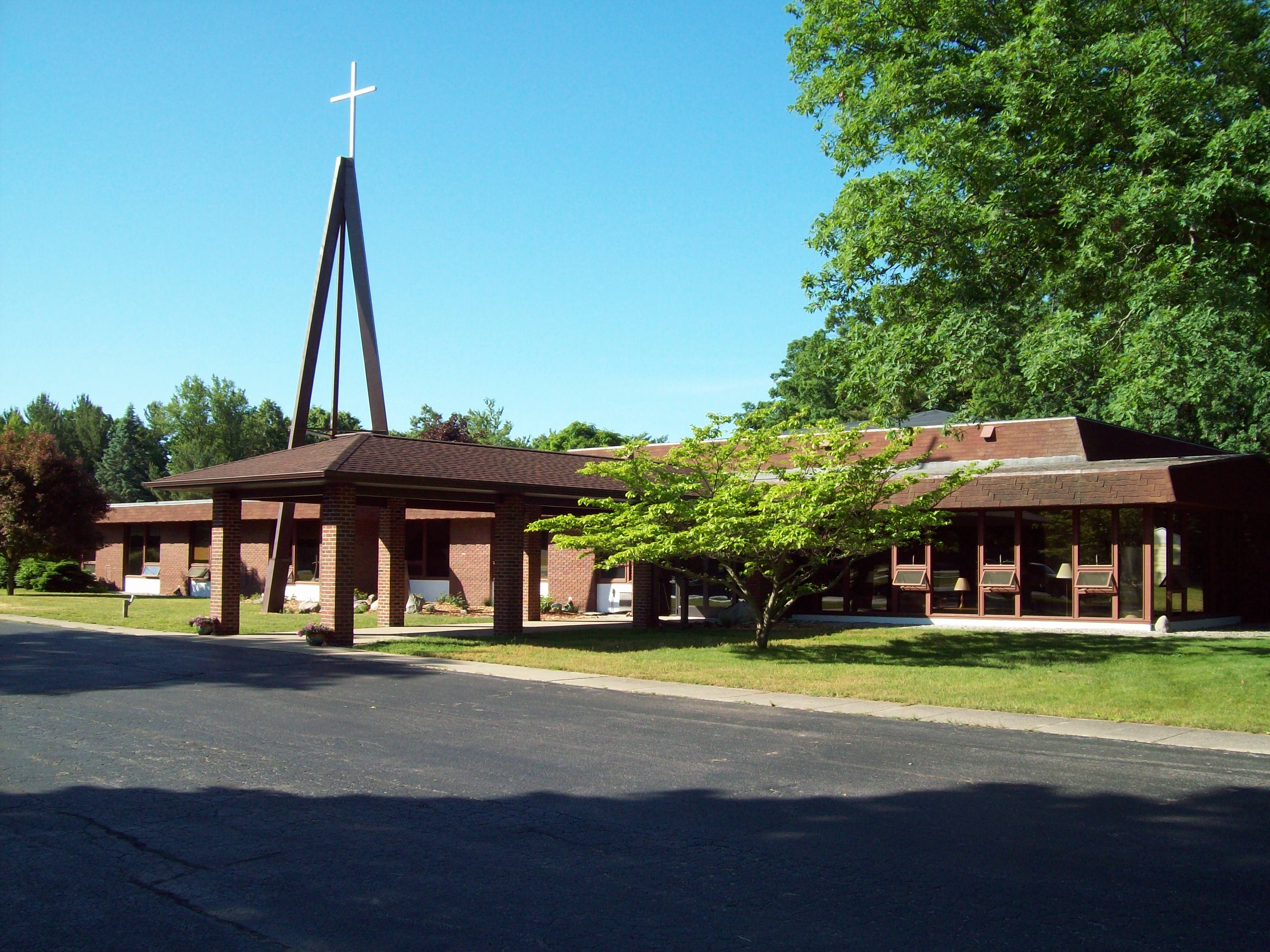 newaygo ucc church exterior