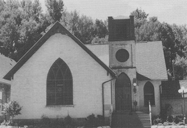 old newaygo church photo
