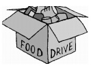Canned Goods for Food Pantry